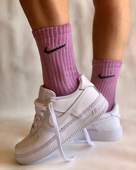 Socks Violet