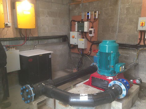 Off Grid Energy Scotland Micro Hydro and Diesel Generator