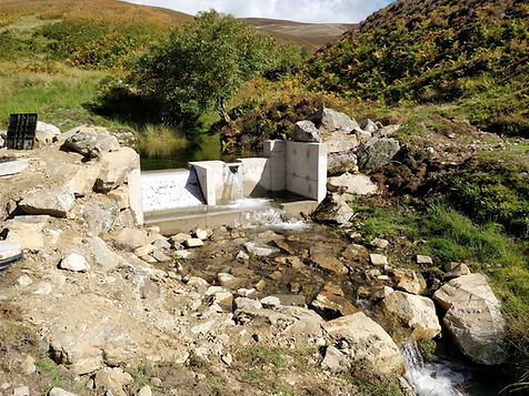 Micro Hydro Scheme Scotland In Off Grid Energy Intake