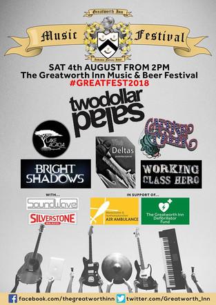 Greatfest 2018 Poster