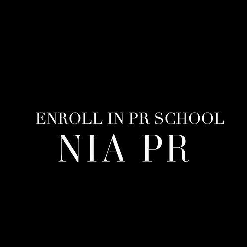 ENROLL in PR SCHOOL