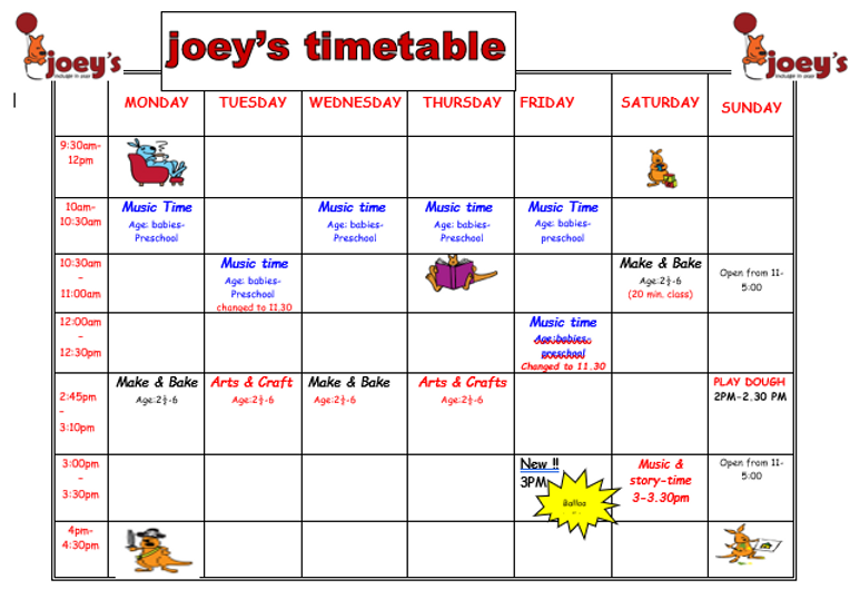Joeys timetable oct 2020.PNG