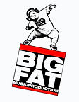 logo big fat music production