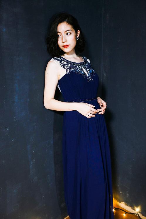 Jasmine系列-時尚藍