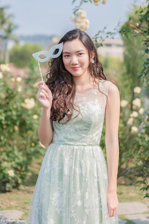 April_青蘋綠