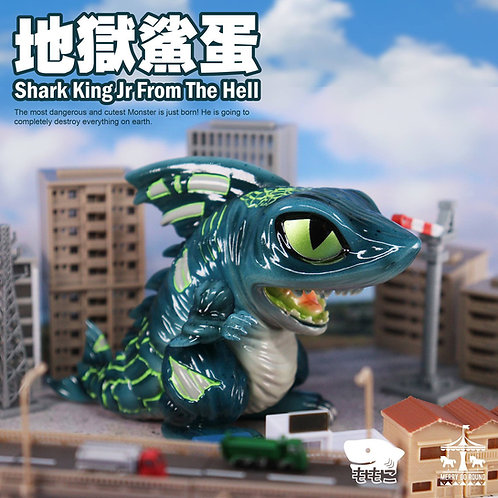 HELL SHARK EGG -OG Version