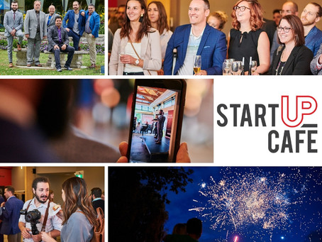 L'entraide, au coeur du Startup Café!