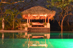 AHKI Pool at Night