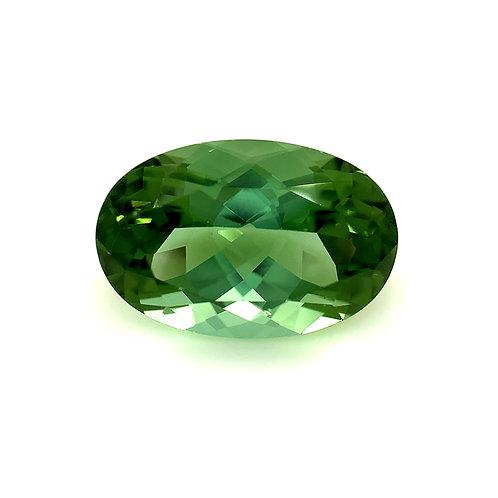 Olive Green Tourmaline 3.65cts