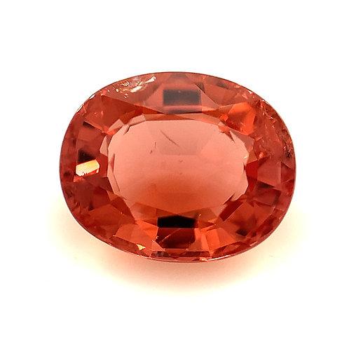 Orange Tourmaline 2.14cts