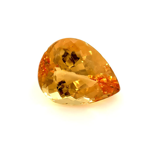 Imperial Topaz 4.96cts