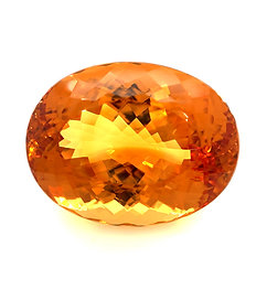 Imperial Topaz 33.46cts