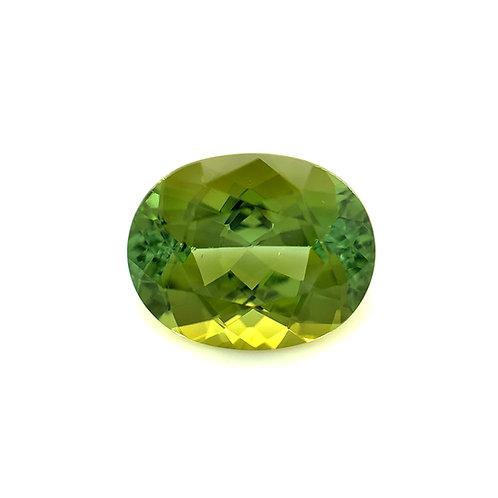 Olive Green Tourmaline 2.88cts