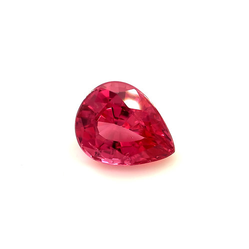Red Spinel 2.28cts