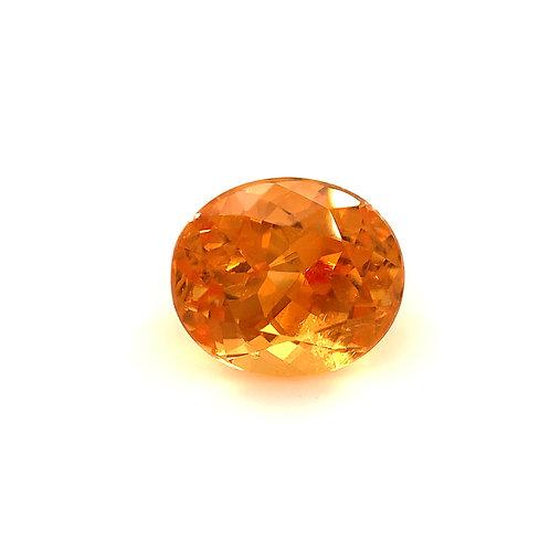 Mandarin Garnet 1.81cts