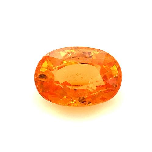 Mandarin Garnet 3.04cts