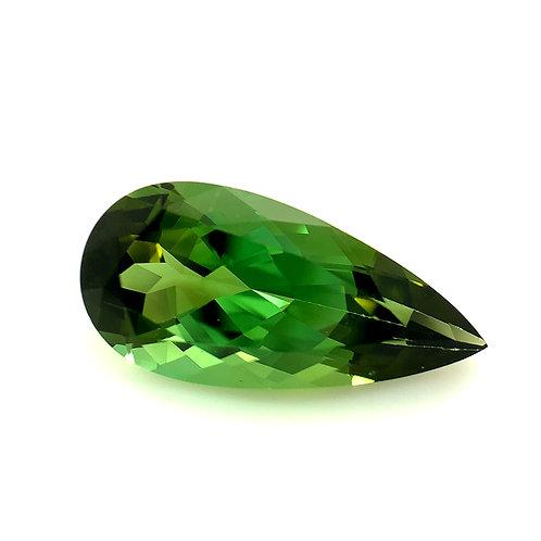 Olive Green Tourmaline 3.42cts
