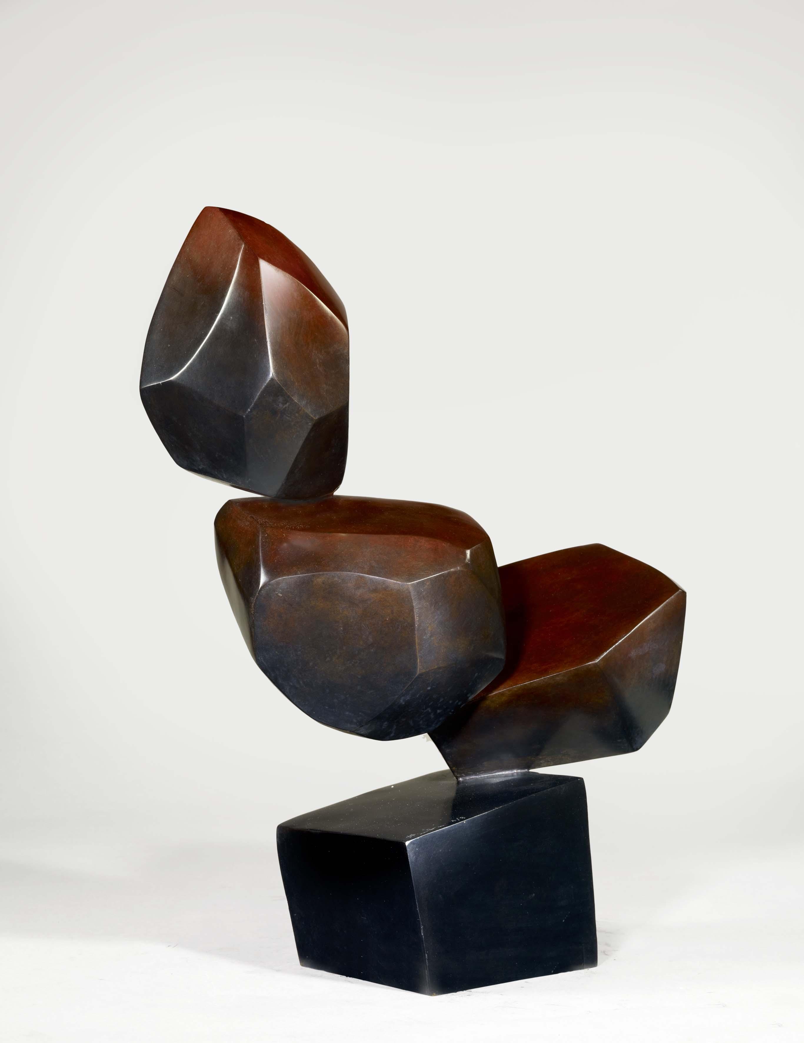 Rocher, 1996, 59 x 46 x 20 cm
