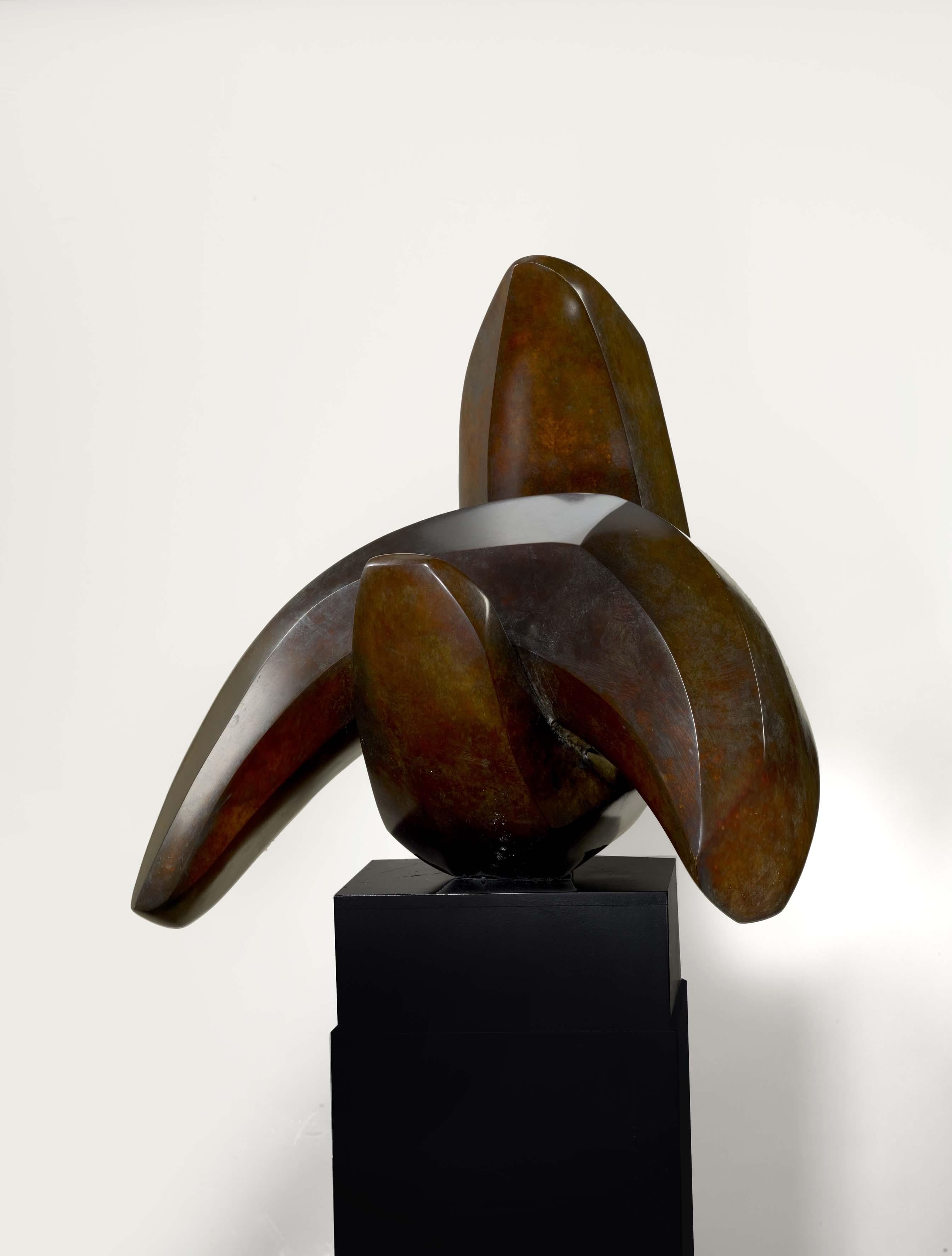 Pietà, 2006, 46 x 48 x 39 cm