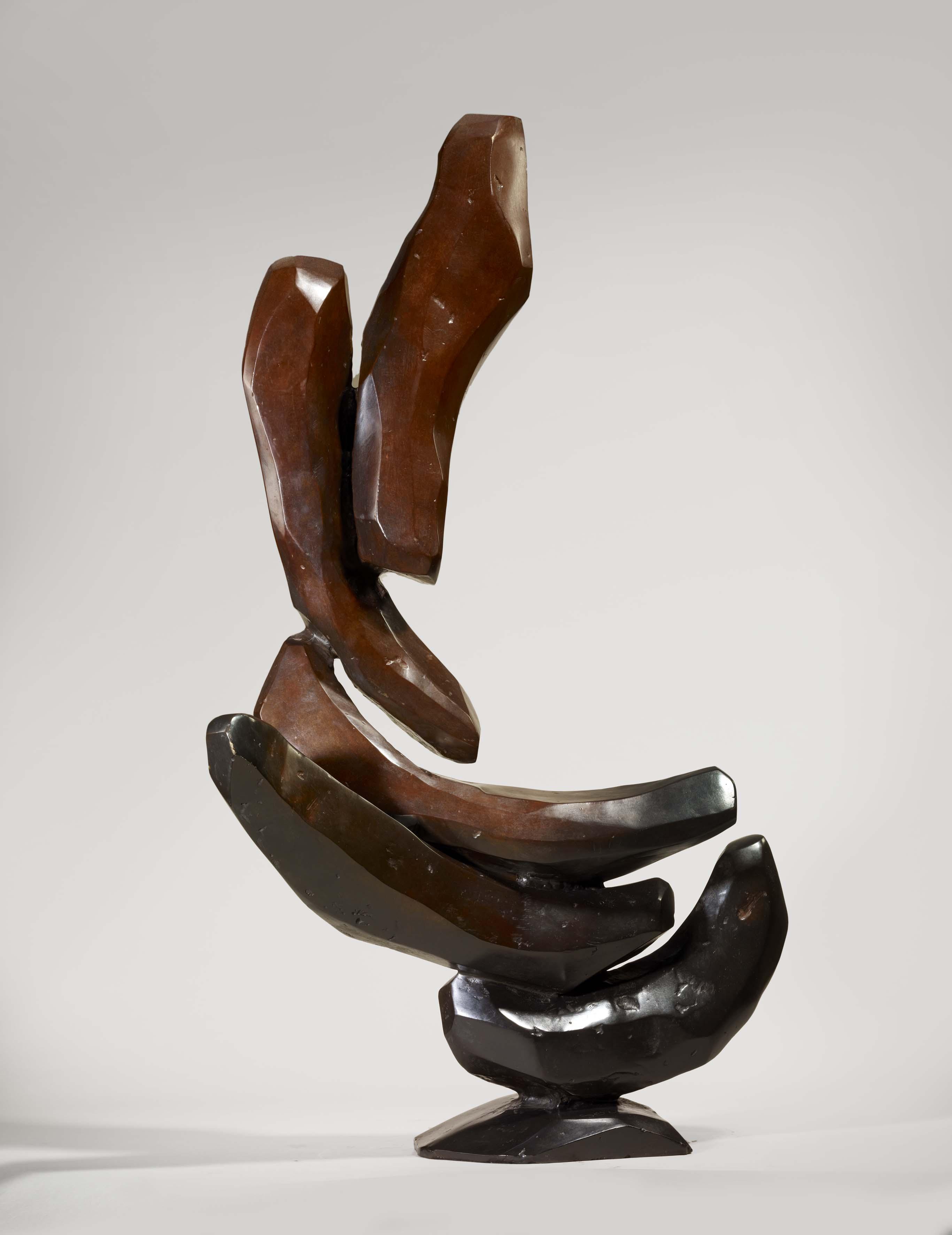 Voile, 1996, 98 x 68 x 23 cm