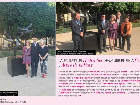 Article Mondanité
