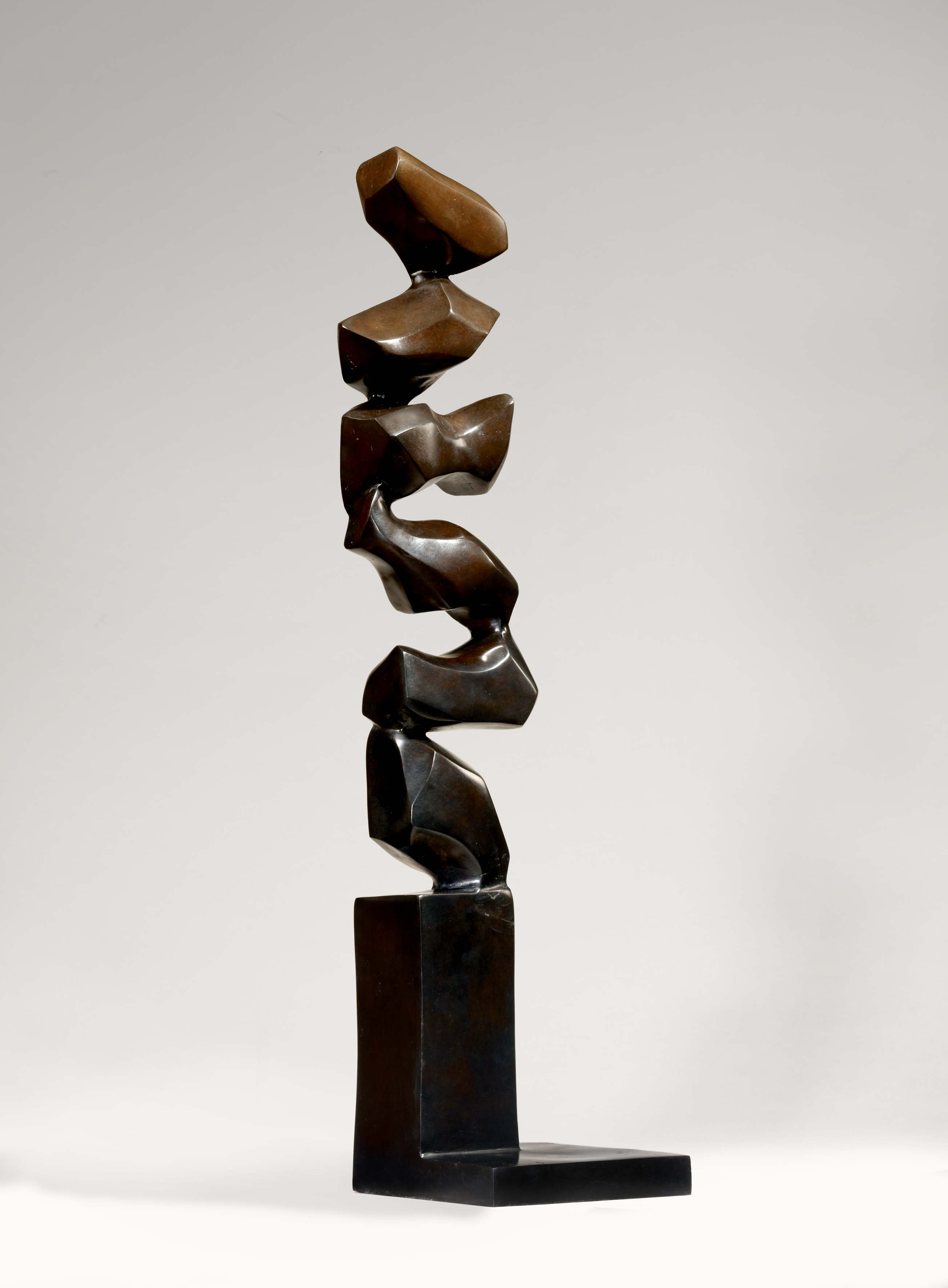 Totem, 2000 - 2003, 73 x 13 x 16 cm