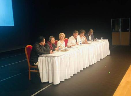 Ouverture du forum SSCC, Carthagène / SSCC Forum Opening, Carthagena