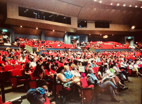 3ème Conférence des jeunes, Carthagène / 3rd Conference of youth, Carthagena