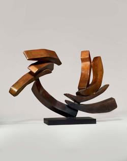 Tempête, 1999, 42 x 36 x 21 cm