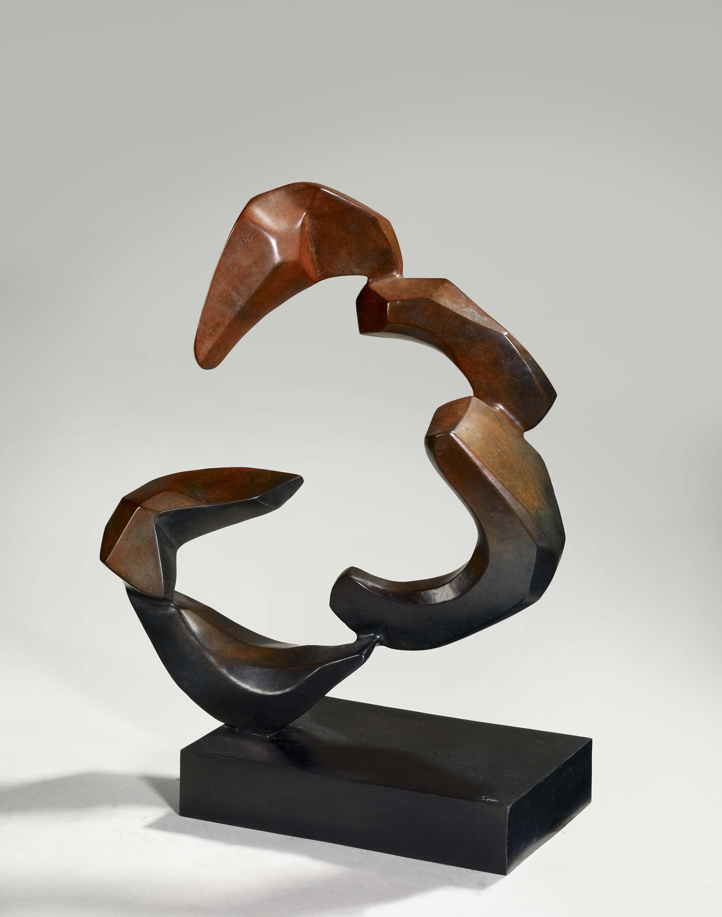 Vague, 1997, 37 x 46 x 17 cm