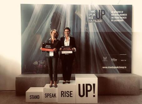 "Forum International ""Stand, Speak, Rise Up !"" au Luxembourg"