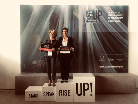 "Forum International ""Stand, Speak, Rise Up !"" au Luxembourg"