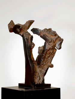 Déchirure, 2000 - 2003, 58 x 52 x 25 cm