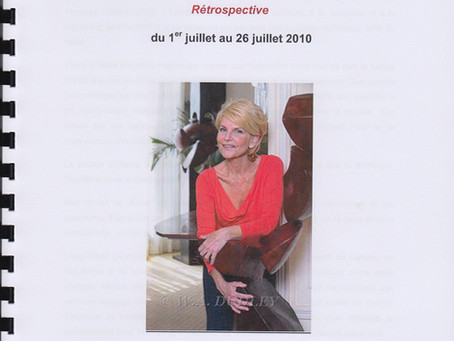 Rétrospective Mairie du 16ème arrondissement de Paris / 1-26 juillet 2010