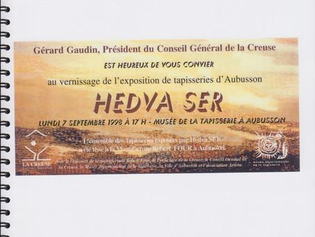 Exposition Musée de la Tapisserie d'Aubusson