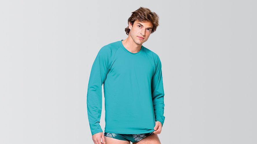 Camiseta Proteção UV - Masculina