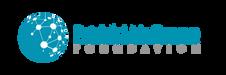 PJMF Standard logo. Blue on transparent.