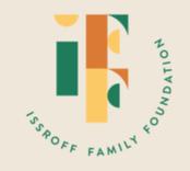 Issroff Family Foundation Logo