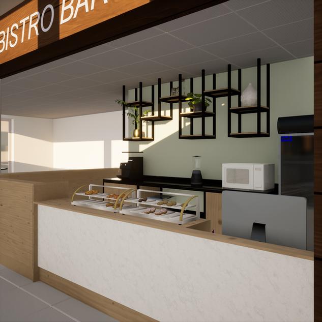 Bistro Bar | Anteprojeto