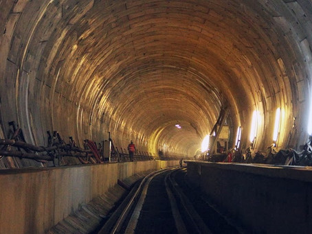 Túneis Submersos