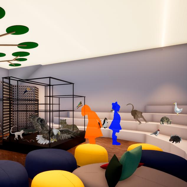 Museu La Salle | Design de Interiores