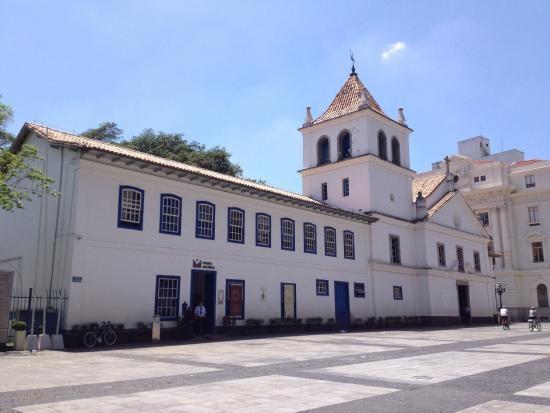 Patteo do Colégio - São Paulo