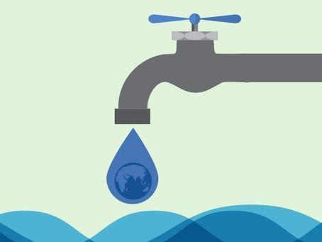 Captação de água da chuva e sustentabilidade