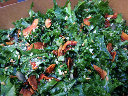 Karma Kale Coconut Bacon