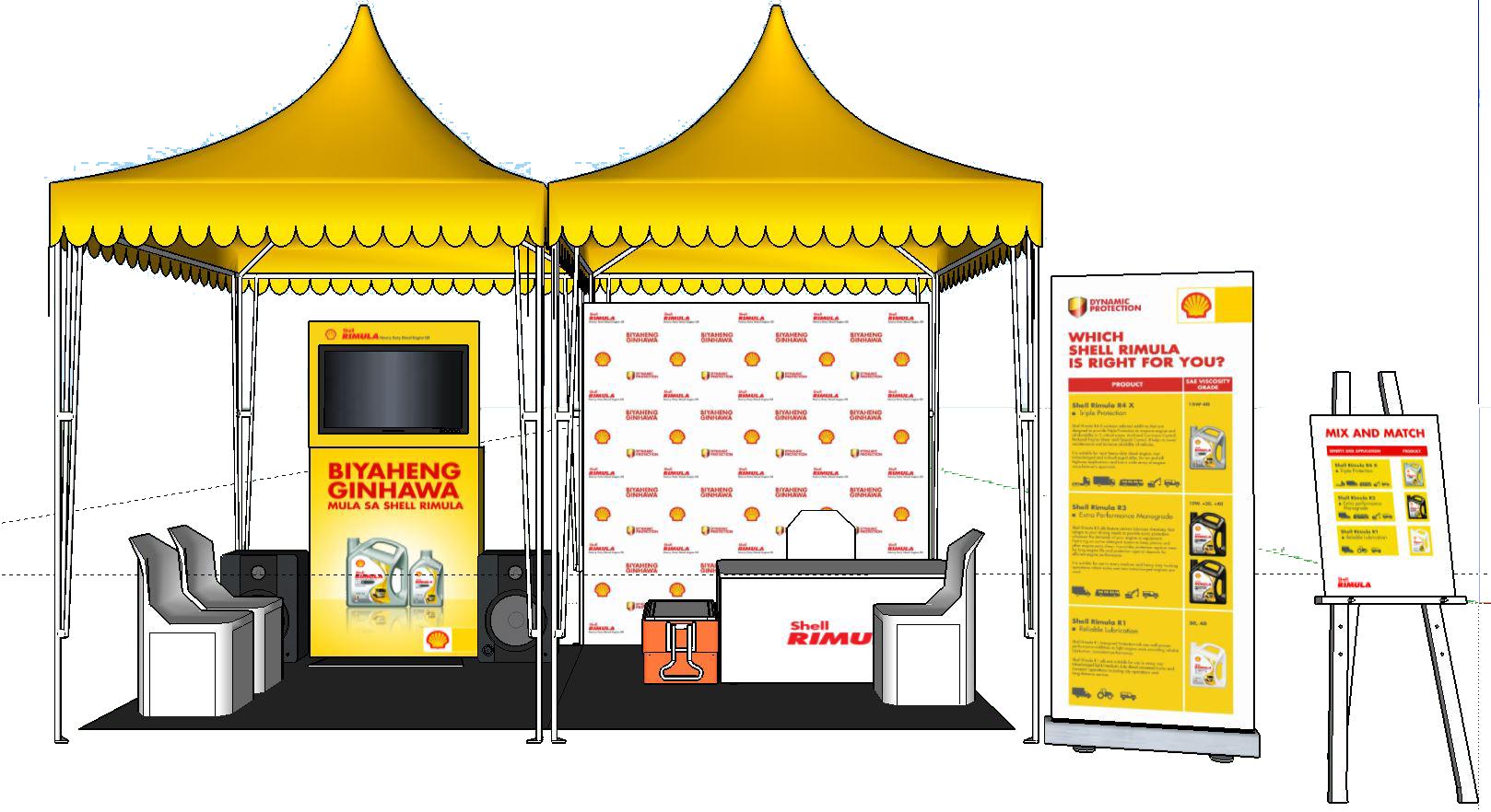 Biyaheng Ginhawa Booth Lounge