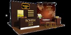 Bohem Booth Design