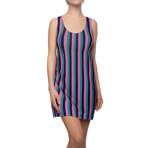 The Striped Fellowship Racerback Dress