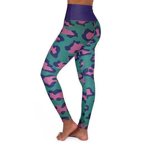 High Waisted Yoga Leggings