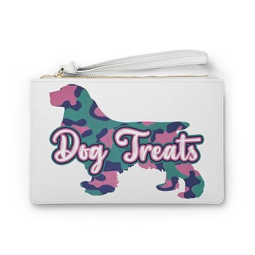 Dog Treats Clutch Bag