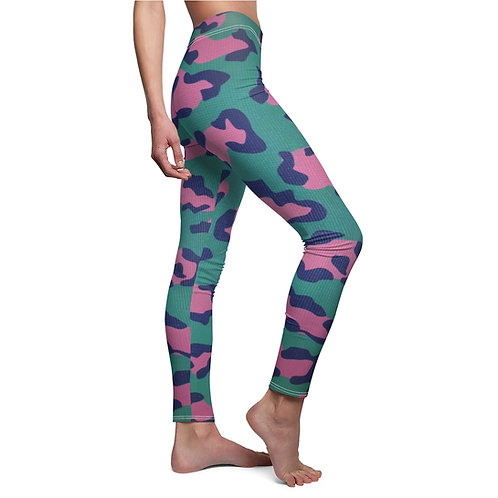 """""""Not Trying to Blend In"""" Casual Leggings"""